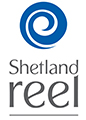 Shetland Reel with underline